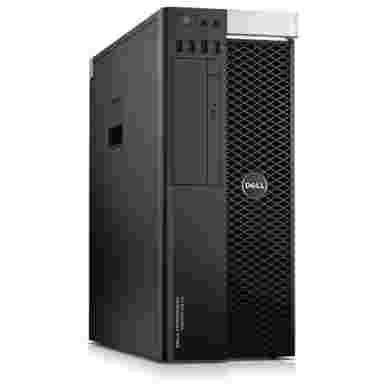 Dell Precision Tower 5810 Workstation Xeon® Quad Core E5-1607 Ram 32GB 500GB HDD NVIDIA® K2200 4GB Windows 8.1 Pro