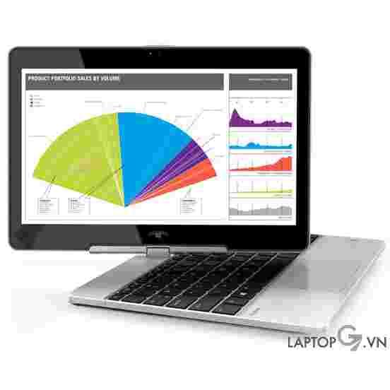 HP EliteBook Revolve 810 Tablet Core i5-3437u Ram 8GB 256GB SSD 11.6inch Windows 8.1 Pro