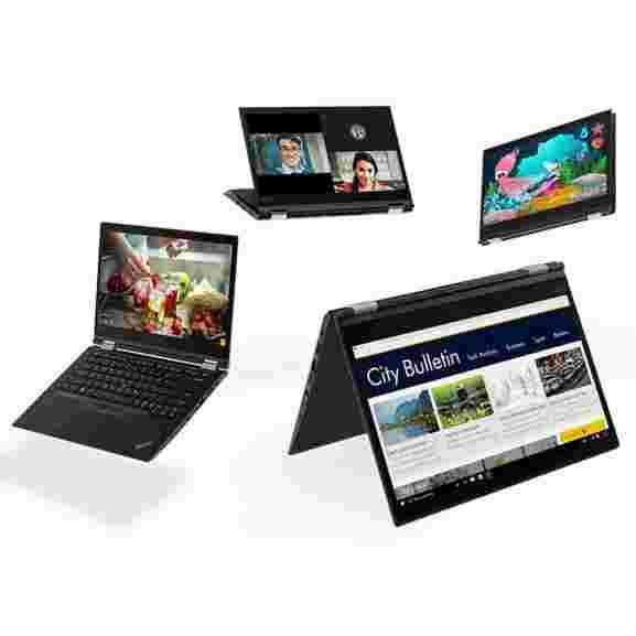 ThinkPad X380 Yoga Core i5-8250U   i5-7300U   i5-8350U   i7-8550U   i7-8650U