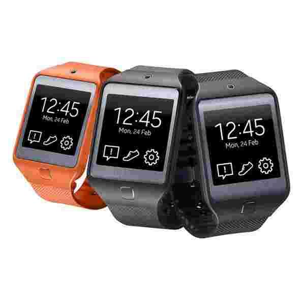 Samsung Gear 2 Neo Smartwatch - Gray