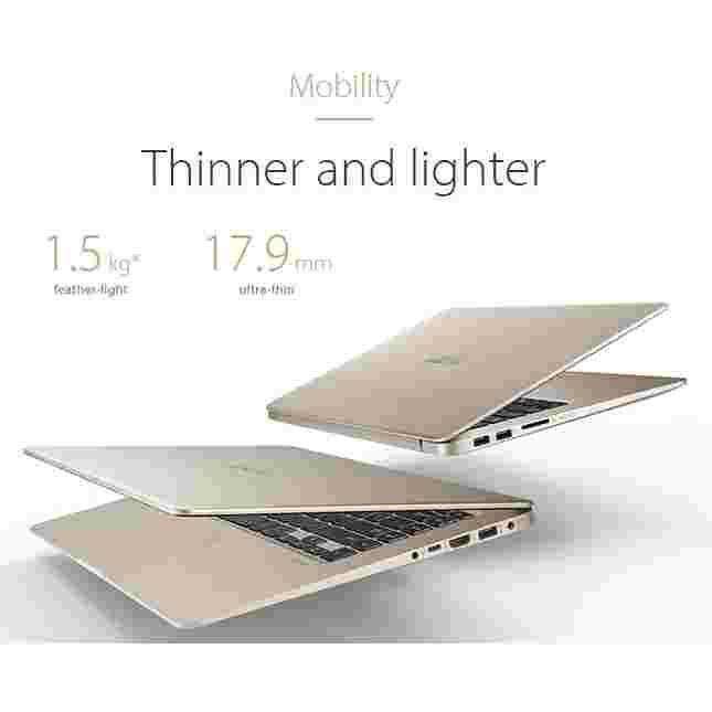Asus Vivobook S15 Core i5-8250u | Core i7-8550u VGA MX150 Windows 10