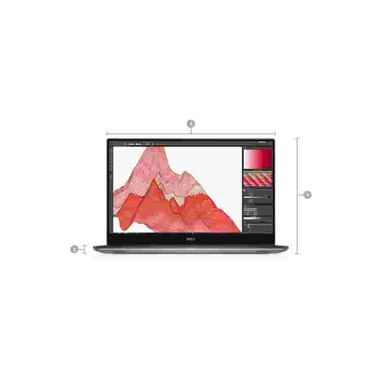 Dell Precision M5520 Core i7-7700HQ | Core i7-7820HQ Màn hình 15.6inh Windows 10 Pro