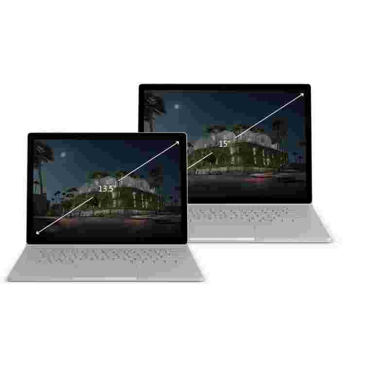 """Surface Book 2 15"""" PixelSense™ Display"""