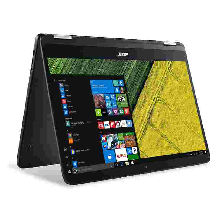 Acer Spin 7 Core i7-7Y75 Ram 8GB SSD 256GB 14inch FHD Touch Windows 10